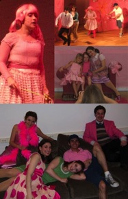 Pinkalicious (Vital Theatre Co.) - Above: as Pink on tour & event. Below: as Alison (orig. role)