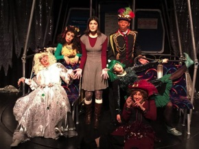 Annabelle and the Snow Queen Express (Santa Monica Playhouse)