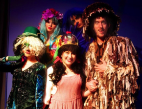 Dorothy's Adventures in Oz (Santa Monica Playhouse) - as Dorothy Gale